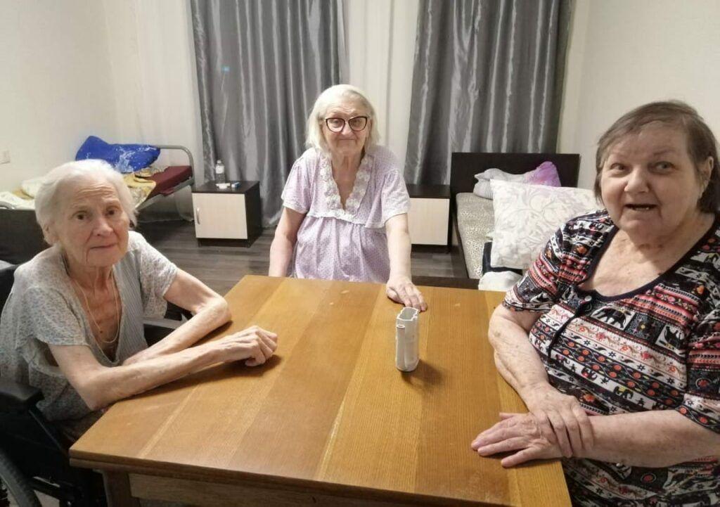 Пансионат для пожилые люди в ростове