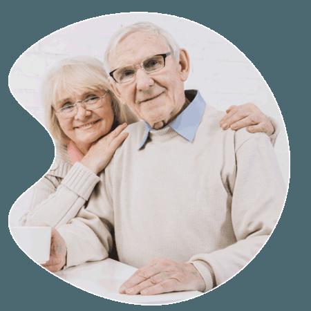 пансионат для пожилых людей - уход
